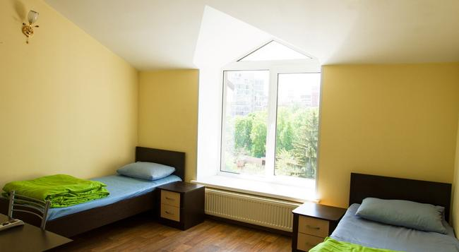 Check Inn Hotel&Hostel - Voronezh - Bedroom