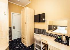 Mira Hotel - มอสโก - ห้องนอน