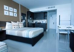 Design Suites Miami Beach - ไมอามีบีช - ห้องนอน