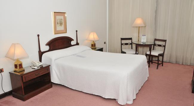 Hotel Excelsior - Asuncion - Bedroom