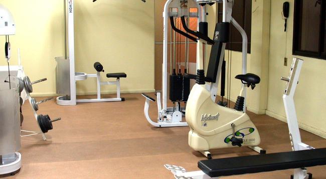 Excelsior Inn - Asuncion - Gym