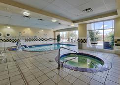 Hilton Garden Inn Albuquerque/Journal Center - อัลบูเคอร์คี - สระว่ายน้ำ
