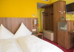 Hotel Schlicker - มิวนิค - ห้องนอน