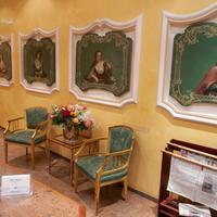 Hotel Schlicker Reception Area