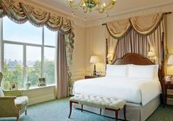 The Savoy, A Fairmont Managed Hotel - ลอนดอน - ห้องนอน
