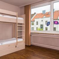 Smart Stay Hostel Munich City Guestroom
