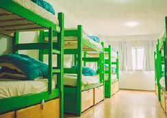 Che Lagarto Montevideo - Hostel - มอนเตวิเดโอ - ห้องนอน