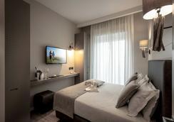 Litoraneo Suite Hotel - ริมินี - ห้องนอน