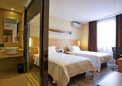 City Comfort Hotel - กัวลาลัมเปอร์ - ห้องนอน