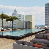 Gale South Beach Pool Deck