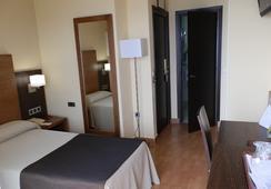 Hotel Rincón Sol - มาลากา - ห้องนอน