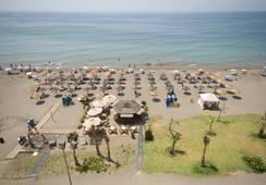 Hotel Rincón Sol - มาลากา - ชายหาด