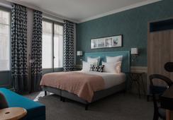 Hôtel Adèle & Jules - ปารีส - ห้องนอน