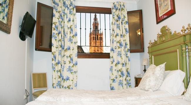 Hotel Convento La Gloria - Sevilla - Bedroom