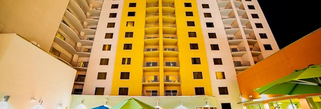 The Platinum Hotel - Las Vegas - Building