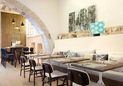 Boutique Hotel Posada Terra Santa - ปาลมา มายอร์กา - ร้านอาหาร