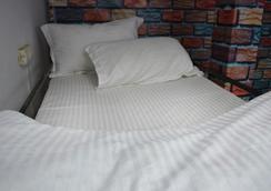 Backpackers Nest - อัมริตสา - ห้องนอน