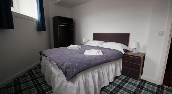 Tartan Lodge - Glasgow - Bedroom