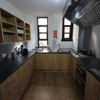 Tartan Lodge Kitchen