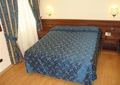 Hotel Mariano - โรม - ห้องนอน