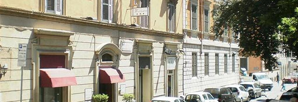 Hotel Mariano - Rome - Building