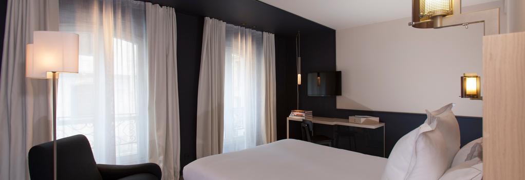 Hotel De Nell - Paris - Bedroom