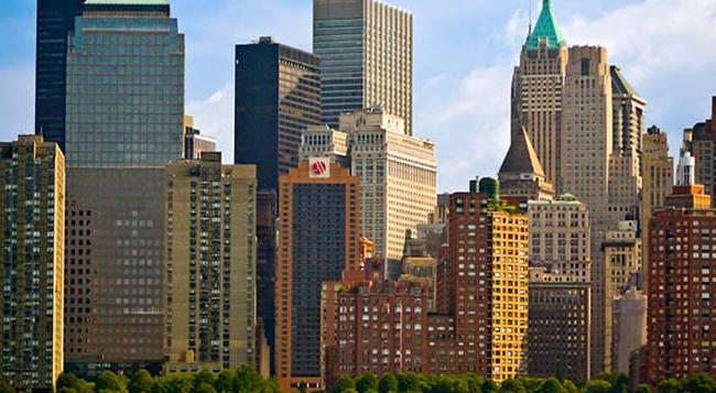 New York Marriott Downtown - New York - Building