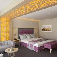 Sirin Park Hotel De Luxe Room