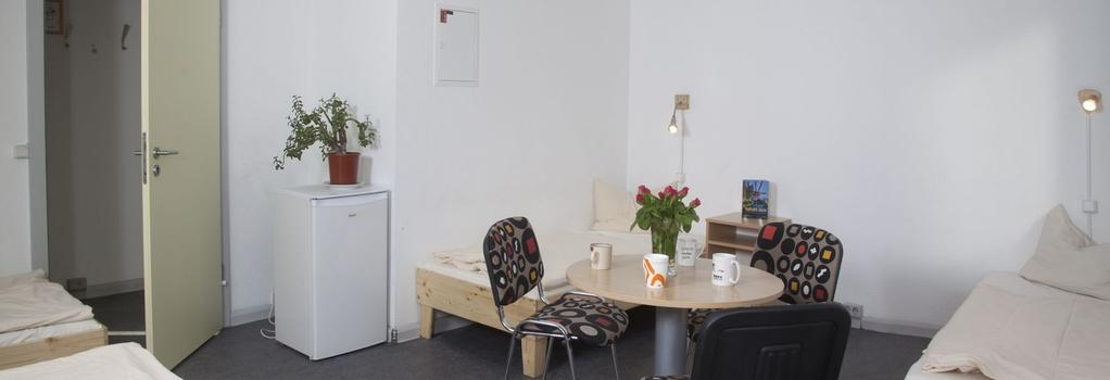 Hostel Pro-Social - Berlin - Bedroom