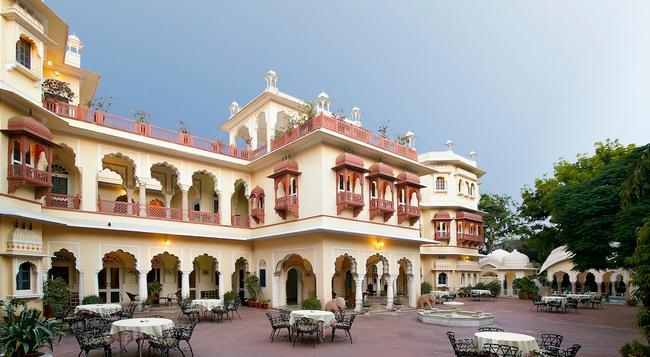 Alsisar Haveli - Jaipur - Building