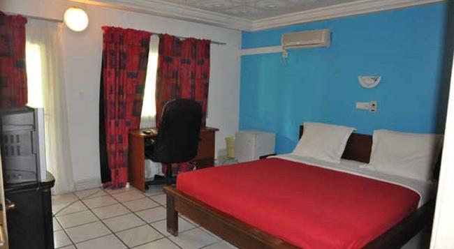 Résidence Saint-Jacques - Brazzaville - Bedroom