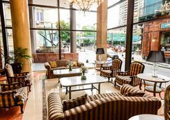 Amérian Buenos Aires Park Hotel - บัวโนสไอเรส - ล็อบบี้