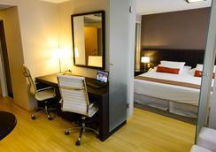 Amérian Cordoba Park Hotel - กอร์โดบา - ห้องนอน