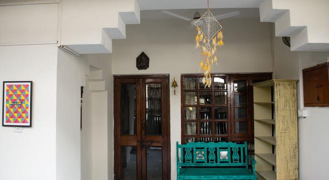 Boribista Hostel - New Delhi - Building