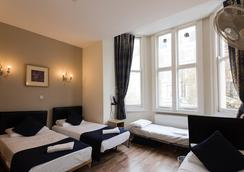 Oxford Hotel Earl's Court - ลอนดอน - ห้องนอน