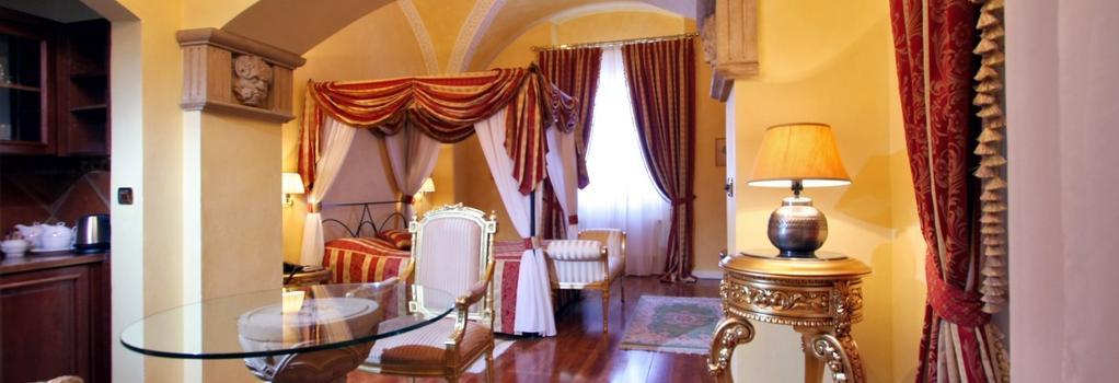 Alchymist Nosticova Palace - Prague - Bedroom