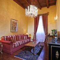 Alchymist Nosticova Palace Family Suite living room