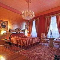 Alchymist Nosticova Palace Junior Suite Bedroom