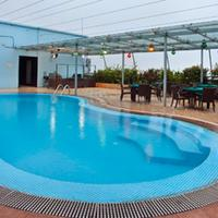 The Peninsula Chittagong Rooftop Pool