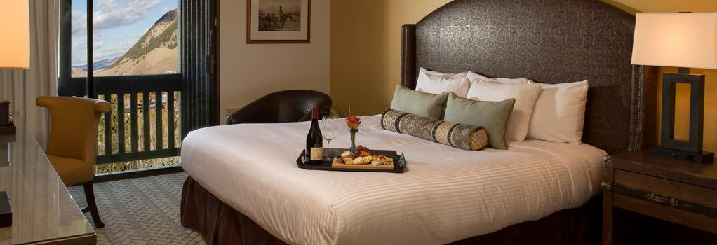 Snow King Resort Hotel & Luxury Residences - Jackson - Bedroom