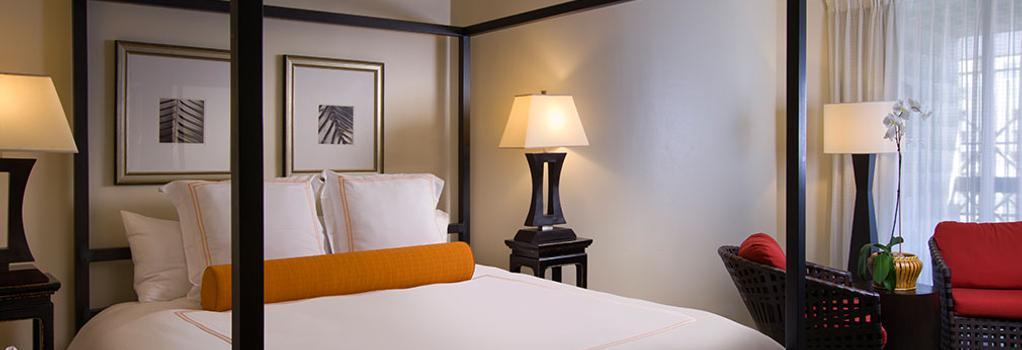 Mayfair Hotel & Spa - Miami - Bedroom