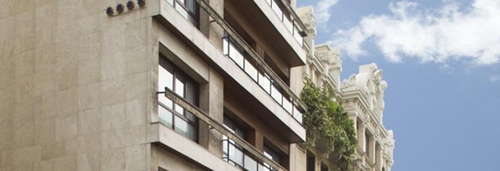 Hotel Serrano By Silken - Madrid - Building
