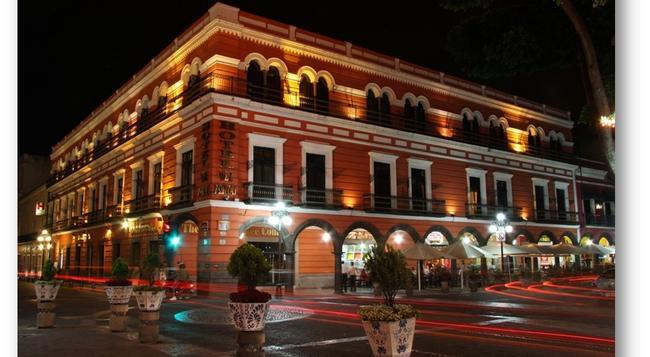 Hotel Del Portal - Puebla - Building