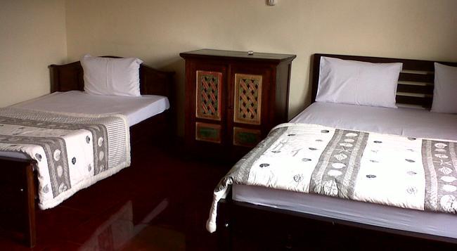 Citrus Tree B&B - Hutama - Ubud - Bedroom