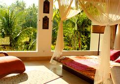 Pandawas Villas - อูบุด - ห้องนอน