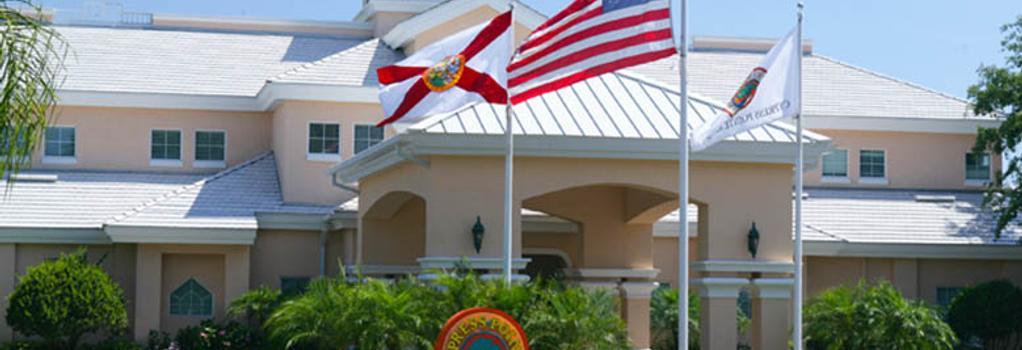Cypress Pointe Resort by Diamond Resorts - Orlando - Building