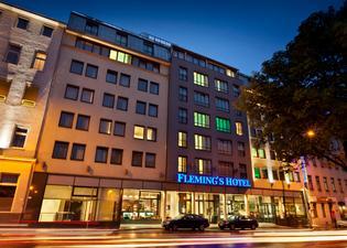 Fleming's Hotel Wien-Westbahnhof