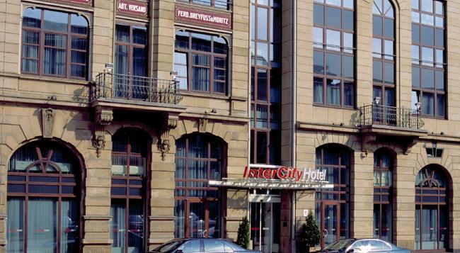 InterCityHotel Frankfurt - Frankfurt am Main - Building