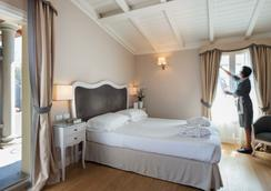 Hotel Rapallo - ฟลอเรนซ์ - ห้องนอน