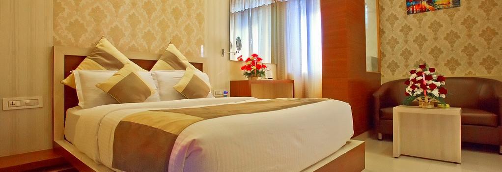 Aishwarya Suites - Mysore - Bedroom